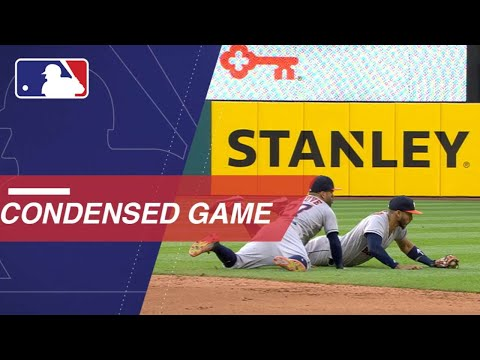 Condensed Game: HOU@CLE - 5/24/18