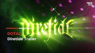 DOTA2 - Diretide Trailer