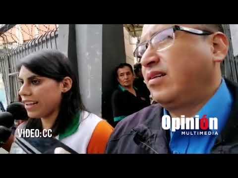 "Barrientos denuncia que hay ""grupos de choque"" contra candidatura de Mesa en Cochabamba"