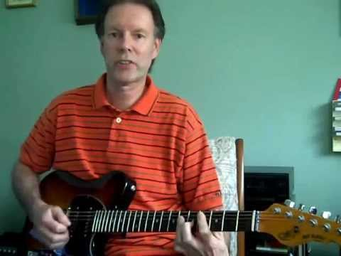 Before He Cheats Guitar Lesson Youtube