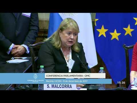 OMC 2017 09-12-17 SUSANNA MALCORRA
