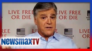 Hannity: You won't recognize America if Biden wins