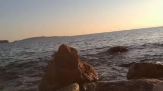 Вечерний отдых на море