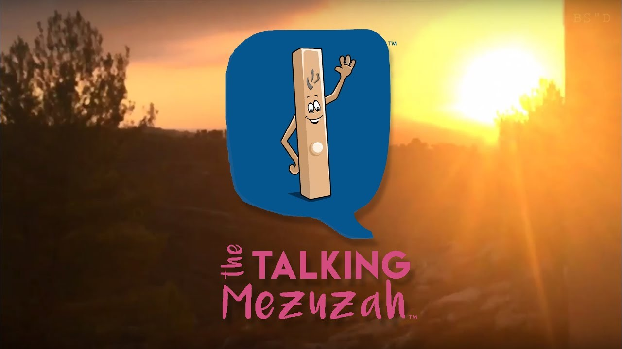 The Talking Mezuzah™ - Inspiration & Wisdom for every Home