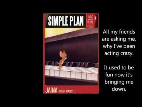 Simple Plan - Everything Sucks [Piano Karaoke Cover]