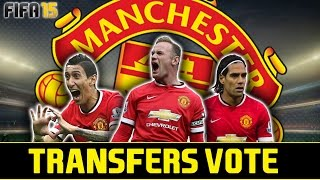 FIFA 15 Transfer Vote - Career Mode Manchester United