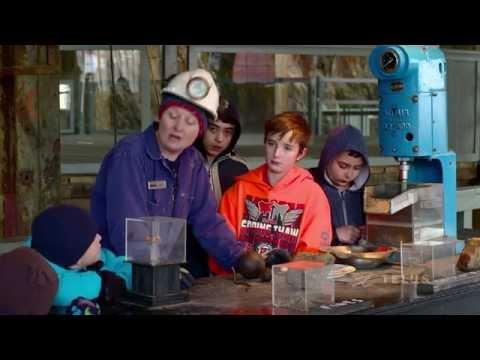 Family Activities Near Vancouver: Britannia Mine Museum