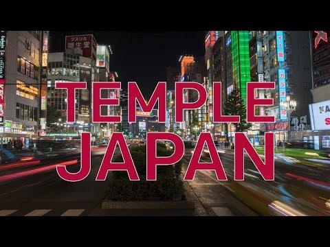 Explore Tokyo Through Temple University, Japan Campus