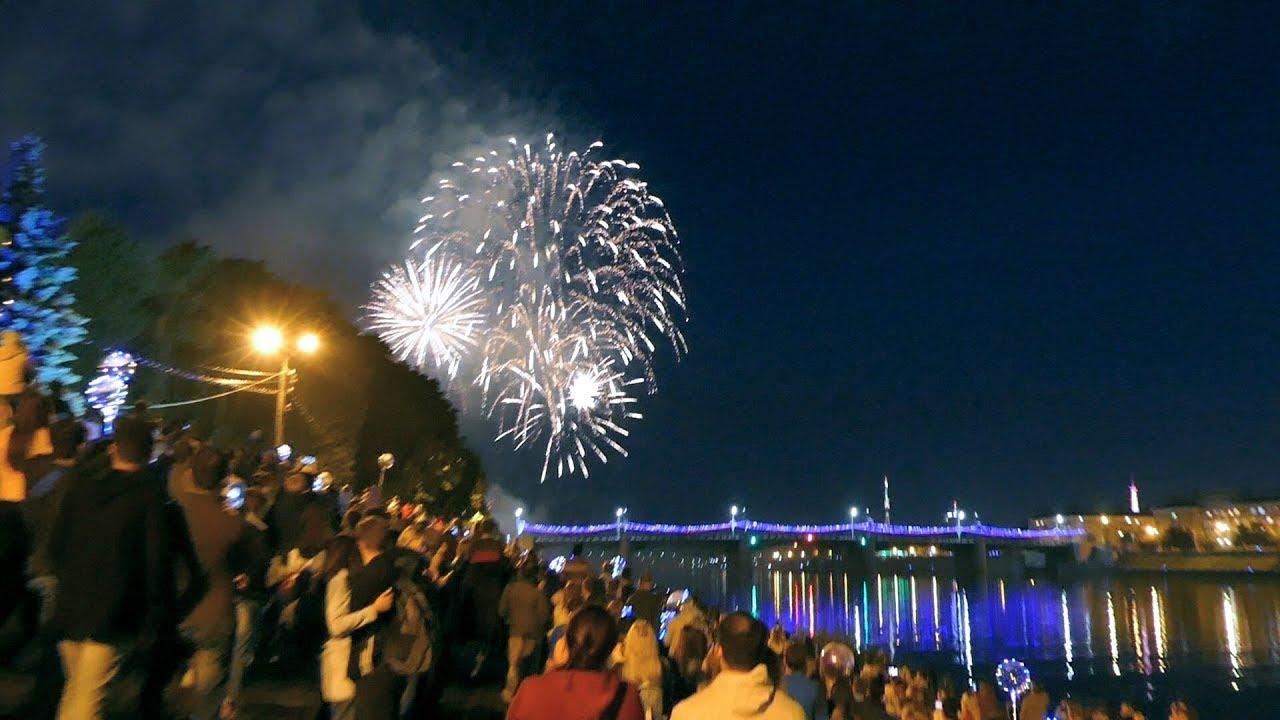 Поздравление в день города твери
