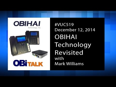 #vuc519 - Obihai IP Phones
