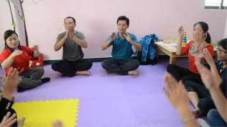 Phương pháp dạy trẻ hát đúng nhịp điệu- For Kids- YMCA