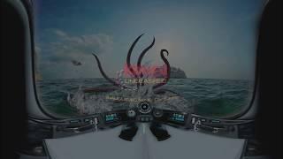 Veja como será a nova Kraken Unleashed no SeaWorld Orlando - VR