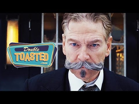 MURDER ON THE ORIENT EXPRESS MOVIE REVIEW - Double Toasted