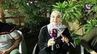 لقاء الطالبين عمرو يوسف يونس و صقر أشرف حجازي