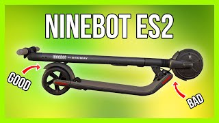 Ninebot Segway ES2 Review - The Good and the Bad!
