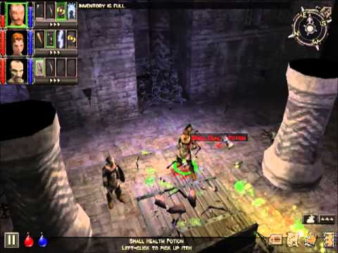 How Long Can One Dungeon Be? - Dungeon Siege - Part 9 |