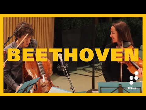 Beethoven : Quatuor Strada - trailer • B Records