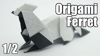 Origami Ferret (Ares Alanya) - Part 1/2