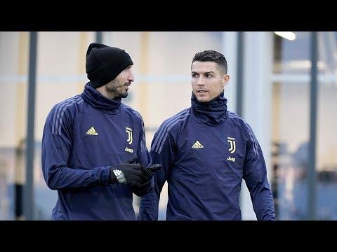 Juventus vs Valencia: Matchday -1 | Training & Press Conference