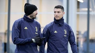 Juventus vs Valencia: Matchday -1 | Training & Press Conference
