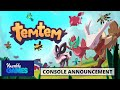 """Desenvolvedora anuncia """"Temtem"""" para PlayStation 5 em 2021"""