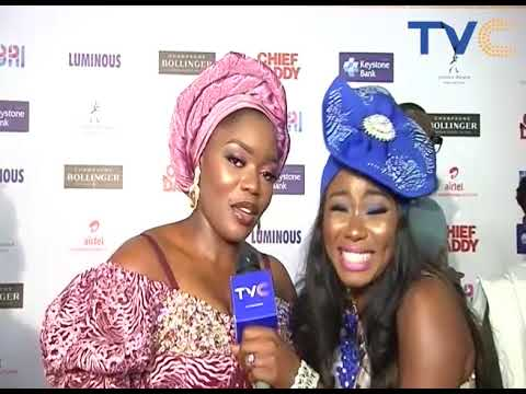 'Chief Daddy' Nollywood Movie Premiere | Entertainment Splash