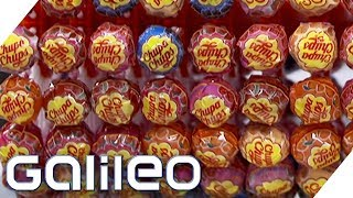 5 Geheimnisse über Chupa Chups | Galileo | ProSieben