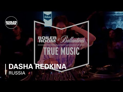 Dasha Redkina Boiler Room & Ballantine's True Music Russia DJ Set
