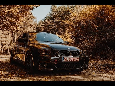 The Black Beast - BMW E60