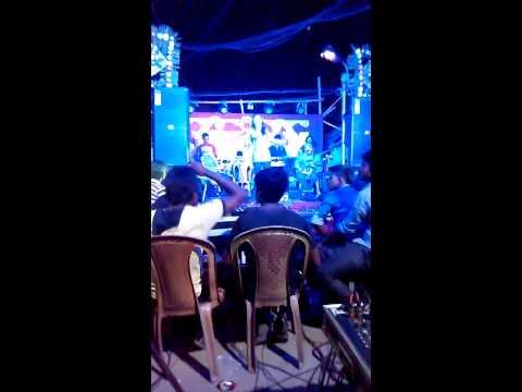 Priyanka Roy's open stage performance at Lake Town