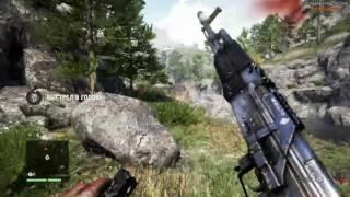 Винтажное порно и медвед-багоед (Far Cry 4)