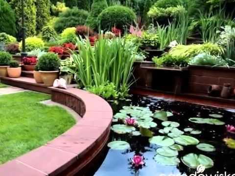 Los jardines mas bellos del mundo youtube for Los jardines de arbesu