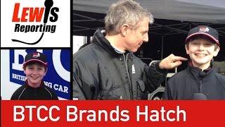 Jason Plato - TeamBMR - Dunlop BTCC Brands Hatch Indy 2015