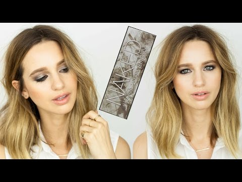 NAKED SMOKY TUTORIAL: Jennifer Lawrence Inspired | S1 EP3