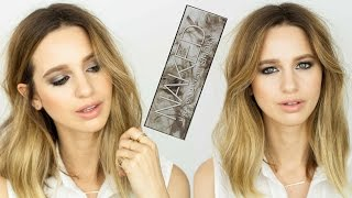NAKED SMOKY TUTORIAL: Jennifer Lawrence Inspired