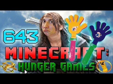 Minecraft: Hunger Games w/Bajan Canadian! Game 643 - SLAP ME SKY HIGH!