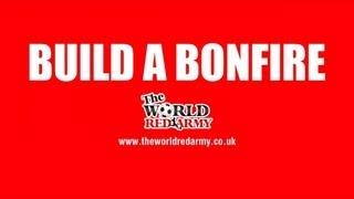 Build A Bonfire-Manchester United Boys