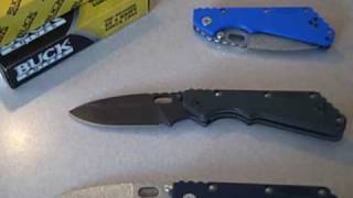 BUCK-STRIDER KNIVES & TARANI TRAINER