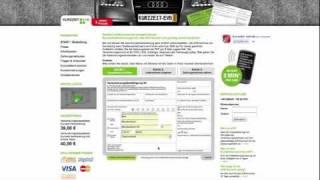 Kurzzeit-eVB Online HD