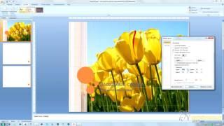 Презентации: стиль фона слайдов, часть 2. Фоновый рисунок