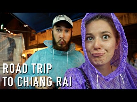 A WELL DESERVED TRIP TO CHIANG RAI, THAILAND!!