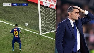 Crazy Open Goal Misses by Famous Football Players