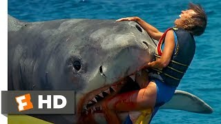 Jaws: The Revenge  5/8  Movie Clip - The Banana Boat  1987  Hd