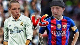 Роналду против Месси.Русский трейлер 2018