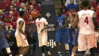 Postgame: Dayton Men's Basketball vs Saint Louis