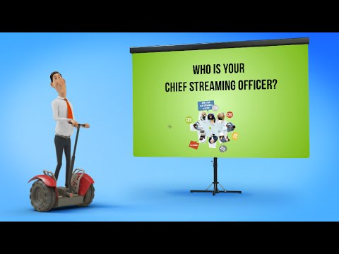 Introducing the Chief Streaming Officer (EP 27)
