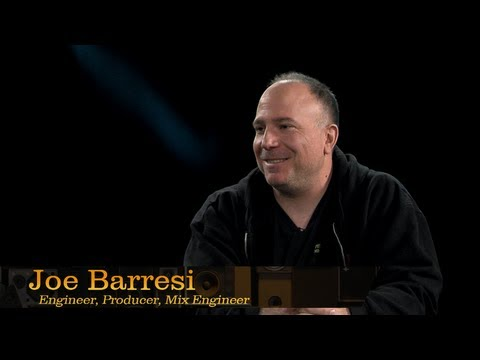 Engineer, Producer, Mix Engineer Joe Barresi - Pensado's Place #98