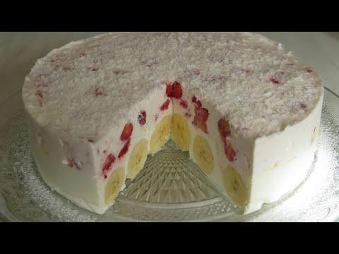 Торт МОРОЖЕНОЕ БЕЗ
