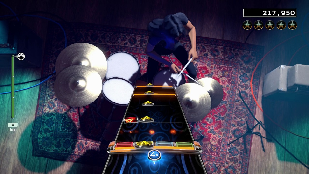 Rock band smells like teen