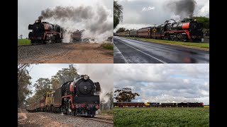 """Gambar cover First Steam to Sea Lake in 21 Years: 707 Operations' """"The Grainlander"""" Tour- 7th & 8th Sep. 2019"""